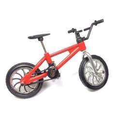 Accesorios Rc Crawler 1/10 - BMX Bike - Red - Absima