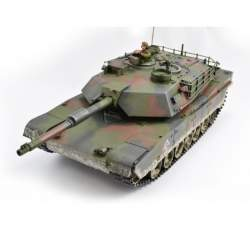 Tanque ABRAMS M1A1 PREMIUN LABEL 2.4G 1/16 - Hobby Engine