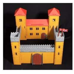 Castillo - Kit de madera - Pebaro