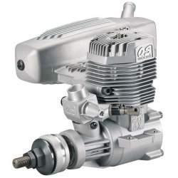 Motor avión - OS Engine Max 75AX ABL (Cuerpo 0.60) Con Silenciador E-4040