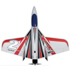 Avión Rc - Kit FunJet ULTRA 2 - Multiplex - 220 km/h