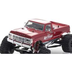 Monster Truck MAD CRUSHER 1/8 GP 4WD Readyset RTR 33153B - Kyosho