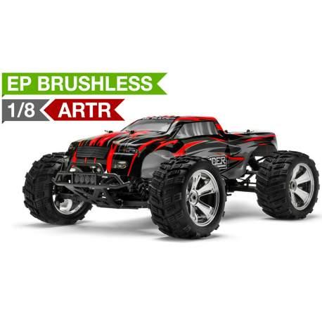 Monster Truck Combat 1/8 Brushless E8MTL RTR - Himoto