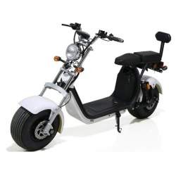 Moto Electrica - HARLEY CP2 MATRICULABLE 1500W 60V 20Ah