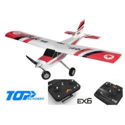 Avión Top RC Hobby Blazer 2in1 1200/1280mm PNP