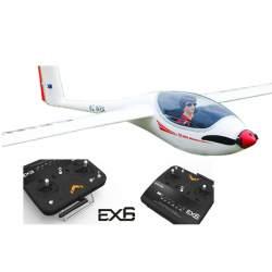 Planeador Volantex RC ASW28 V2 2.6m 759-1 RTF