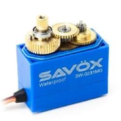 Servo Savox SW0231MG Waterproof Especial rock Crawler