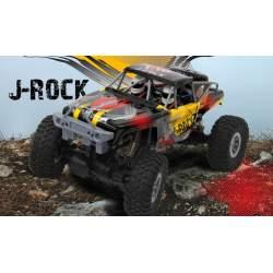 J-Rock Crawler 1:10 4WD Li-Ion 2,4G - Jamara