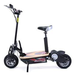 PATINETE ELECTRICO CON ASIENTO 2000W BRUSHLESS 60V/12Ah