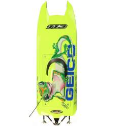 "Catamarán Miss GEICO Zelos 36"" Twin Brushless RTR - Pro Boat"