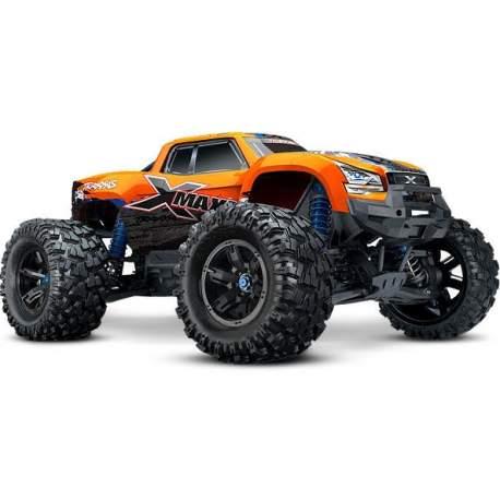 Traxxas X-Maxx 8S 4WD Brushless RTR Monster Truck w/2.4GHz TQi Radio & TSM