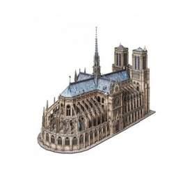 PUZZLE 3D CATEDRAL DE NOTRE DAMME - CLEVER (CONSULTAR DISPONIBILIDAD)
