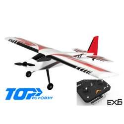 Entrenador Sport Plane RIOT 1400MM RTF-TOP RC Hobby