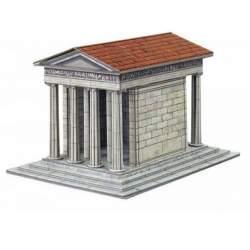 Puzzle 3D Templo de Atenea Nike - Clever Paper