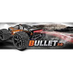 Truggy Bullet st 3.0 nitro 4wd 1/10 - HPI