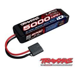 Bateria Power Cell LiPo 5000mAh 7.4V 2S 25C - Traxxas