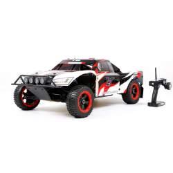 Short Course 1/15 Rovan Sport 4X4 5IVE LT360 Rally Sport Rojo-Negro