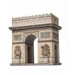 Puzzle 3D Arco de Triunfo, París, Francia (1/300) CLEVER