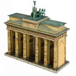 Puzzle 3D Puerta de Brandeburgo CLEVER