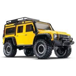 Crawler TRX-4 Land Rover Defender 110 - Yellow Limited Edition - Traxxas (CONSULTAR DISPONIBILIDAD)