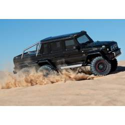 TRX-6 Mercedes-Benz G 63 AMG 1/10 Body 6X6 Traxxas - BLACK