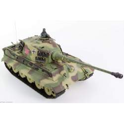 Tanque RC King Tiger 1:16 AIRSOFT 2.4G-Heng Long