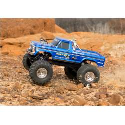 Monster Truck BIGFOOT 2WD 1/10-Traxxas