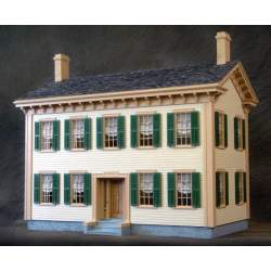 Casa de muñecas Abraham Lincoln