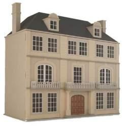 Casa de muñecas Colchester. En kit.