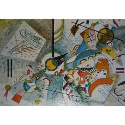 Puzzle Kandinsky Ohne Titel 1000 Piezas - Ricordi