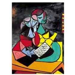 Puzzle Picasso. La Lecture 1000 Piezas - Ricordi
