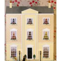 Casa de muñecas Bolton en kit 1/12