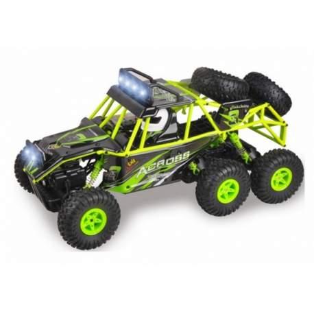 Crawler rc r king 6X6 1/18 RTR WLToys
