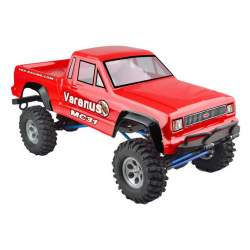 Crawler Varanus MC3 1/10 RTR Rc Electrico-VRX