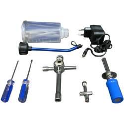 Kit de arranque Coches Rc de gasolina-Fastrax