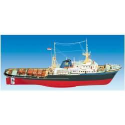 Remolcador ZWARTEE ZEE 1/90 Rc Electrico - Billing Boats