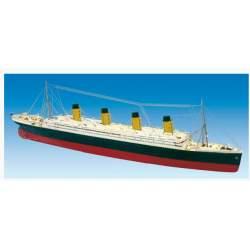 Maqueta Naval H.M.S. TITANIC R/C Electrico 1/144 Billing Boats