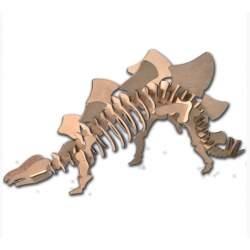 Maqueta Estegosaurio en Madera - Keranova