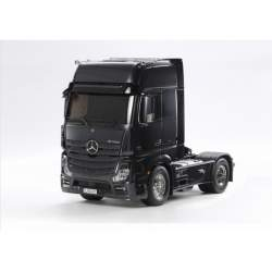Camión Mercedes Benz Actros black RC Elec.Kit. 1/14-Tamiya