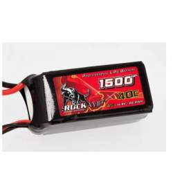 Batería lipo para drones 1500mh 4S XT60-RockAmp