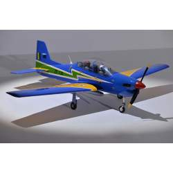 Avión TUCANO MK2 GP/EP SIZE .91/ 15CC 1:6 ½ ARF-Phoenix Model