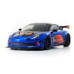 Coche Fazer MK2 Alpine GT4 1/10 Readyset Rc Elect.- Kyosho