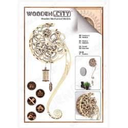 Pendulo Kit de madera - Wooden City