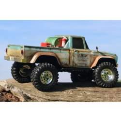 Rock Crawler Kit SCA-1E Coyote Scale Adventure - Carisma