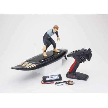 Tabla de surf RC SURFER 4 Readyset Electric (KT231P+) Kyosho
