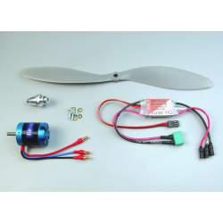 Kit de propulsión FunCub Tuning - Multiplex