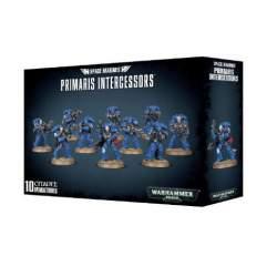 Marines Espaciales Intercessors primaris 10u.- Warhammer 40K
