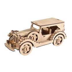 Ford A, Kit de madera - Keranova