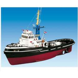Maqueta Naval Remolcador BANCKERT RC 1/50 - Billing Boats
