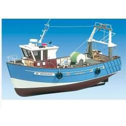 Maqueta Naval Boulognes Etaples RC 1/20 - Billing Boats